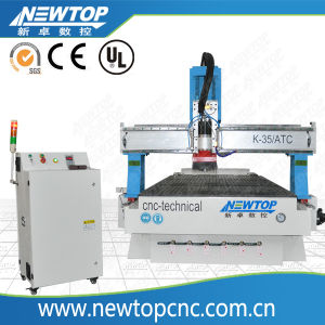 Engraving Machine with CE Approved (W1325ATC) pictures & photos
