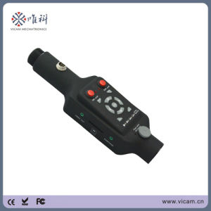 Telescopic Pole Video Inspection Camera with DVR pictures & photos