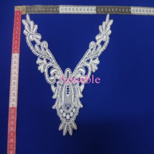 H07849 Lace Collar for Garment
