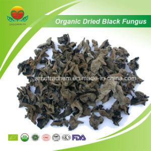 Manufacturer Supplier Organic Dried Black Fungus pictures & photos