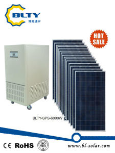 6kw off Grid Solar Panel Solar Power System for Household pictures & photos