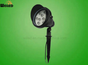 6W 9W Outdoor IP65 LED Garden Light Spotlight for Landscape
