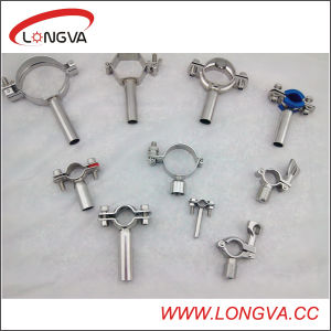 Sanitary Stainless Steel Round Pipe Hanger pictures & photos