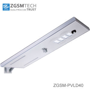All in One Integrated Solar LED Garden Street Light pictures & photos