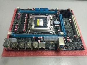 D-X79 New Mainboard for LGA2011 Xeon Series CPU