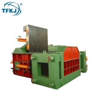 Hydraulic Automatic Scrap Baler (factory and supplier) pictures & photos