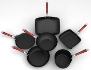Cookware Set, High Heat Resistance and Non-Stick Coating pictures & photos
