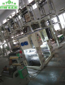 Film Blowing Machine With Four Color Gravure Printing (SJ) pictures & photos