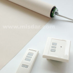 Remote Blackout Electric Roller Blind
