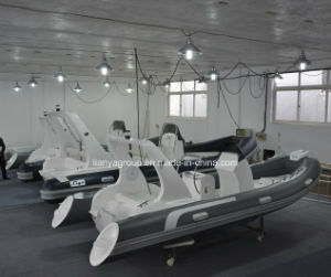 17FT Ce Approved Inflatable Boat Tender Hypalon Rib Boat pictures & photos