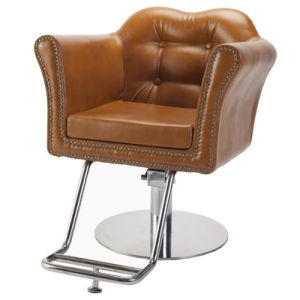 British Traditional Style Styling Chair Salon Barber Styling Chair