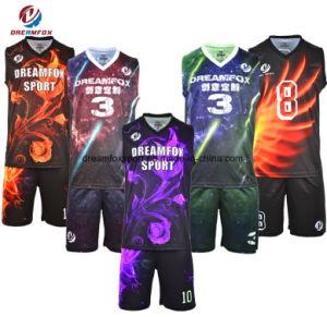 b900dbf0320 Sportswear Manufacturer Custom Reversible Sublimation Basketball Jersey