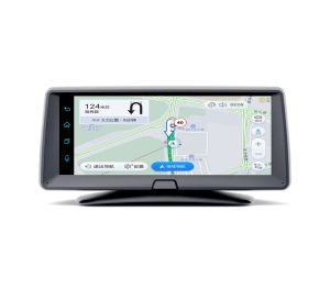 7 Inch Android Avin GPS Navigation with 1080P Car DVR Camera and Rear View Camera 1GB 16GB Truck Vehicle GPS Navigator pictures & photos