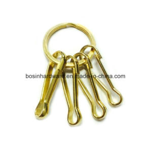 Stainless Steel Spring Clip Snap Hook pictures & photos