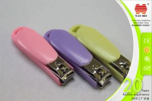 Japanese Colorful Mini Nail Clipper with PS Cover