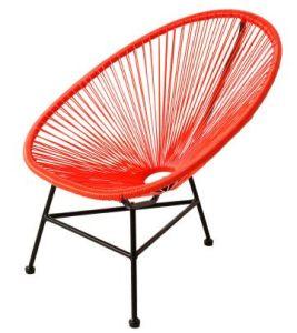 Ec 2060 Acapulco Egg Chair Steel Round Wicker