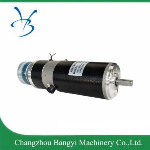 57zyt 24VDC 0.3nm High Speed High Torque Brushed DC Motor with Brake and Encoder