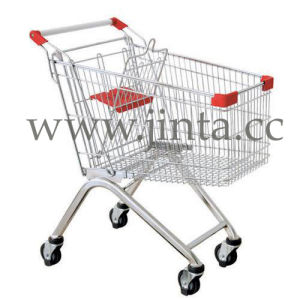 Shopping Trolley 100L pictures & photos