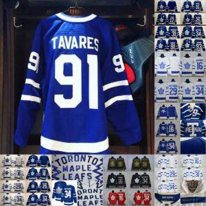 huge discount 484ed e1e19 John Tavares Auston Matthews Mitch Marner Toronto Hockey Jersey