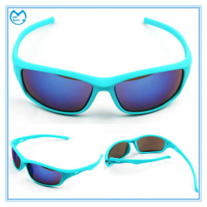 Wholesale UV 400 Plastic Sporting Cycling Glasses pictures & photos
