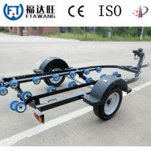 Galvanized Sing Axle Double Axle Boat Trailer Jet Ski Trailer pictures & photos