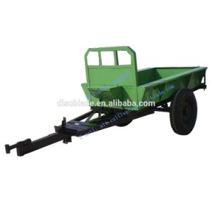 1.5 Tons Walking Tractor Rear Tipping Trailer pictures & photos