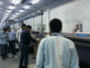 Professional Manufacturer of Smart Air Jet Loom pictures & photos