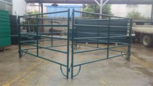 PVC Coated Corral Panels