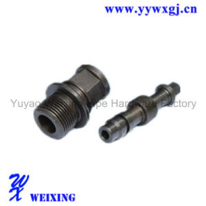 Two-Piece Hydraulic Valve Sleeve