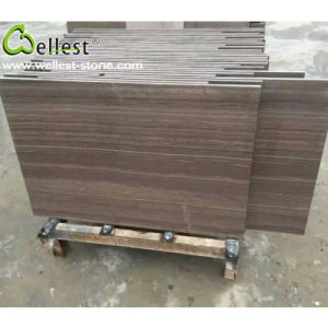 Natural Wooden Marble for Floor and Wall Tile pictures & photos