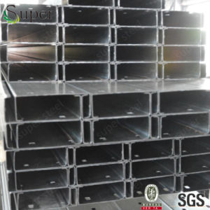 Steel C Channel C Section Steel Steel Beam Prices pictures & photos