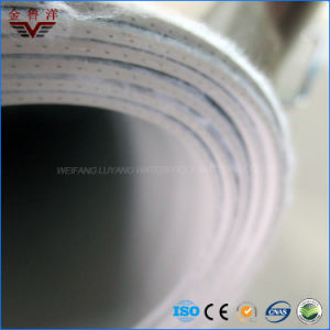 Polyester Reinforced PVC Waterproof Membrane for Planted Roof