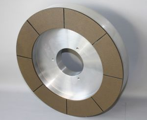 Vitrified Bond Diamond and CBN Grinding Wheels (6A2, 1A1W) pictures & photos