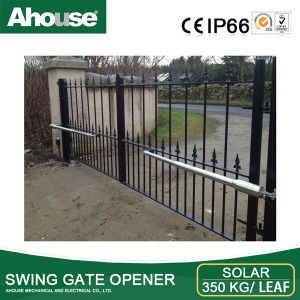 Ahouse Electric Swing Gate Opener, DC Swing Gate Motor (EM)