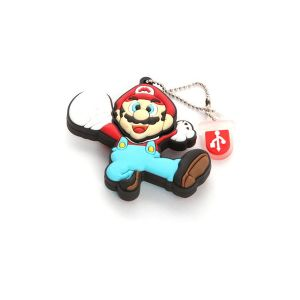 PVC Game USB Flash Drive Cartoon USB Disk pictures & photos