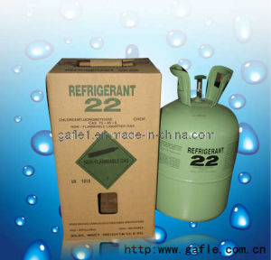 Gafle/OEM 13.6kg High Purity Refrigerant R22 pictures & photos