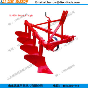 Agricultural Equipment Semi Hanging Furrow Plough pictures & photos