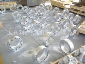 Stainless Steel Forging Ring Forged Part Valve Forge