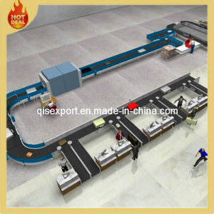 Airport Luggage Baggage Conveyor Handing System for Sale pictures & photos