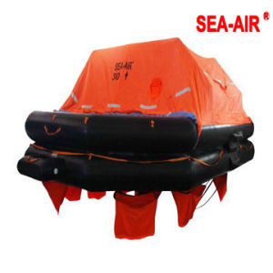 Solas Approved 30 Persons Offshore Inflatable Life Raft (ATOB-30)