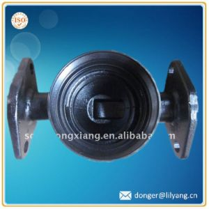 Grey Iron Casting, Cast Iron Water Meter Body