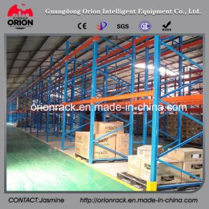 Steel Structure Rack Shelf for Warehouse