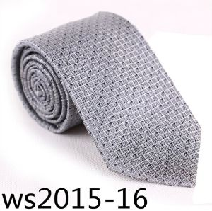 New Design Fashionable Check Necktie (Ws2015-16) pictures & photos
