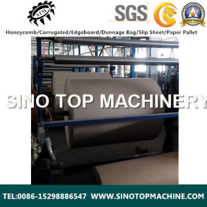 Paper Slip Sheet Machine with Cuting in Whole Line Zpb-1600 pictures & photos