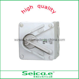 Mpf Series 1 Pole 1 Way Mini Isolator Switches