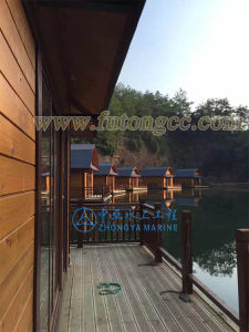 Floating Container House Floating Fishing House