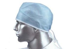 Disposable Dental Non-Woven Doctor Cap