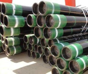 Casing Pipes with J-K55/N80/L80/P110) for Oilfield Service Approved by API-5CT