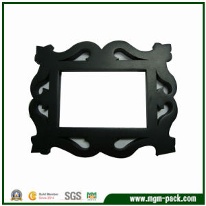 Classical Black Wooden Craft Gift Picture Frame pictures & photos