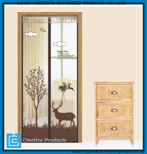 2017 Magnetic Curtain For Front Door Screen Curtains